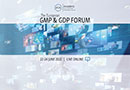 Live Online Conference: GMP & GDP Forum 2021 - Registration for 1, 2 or all 3 Days