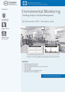 Environmental Monitoring - Trending, Analysis and Data Management