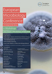 European Microbiology Conference + Workshop Data Integrity in Microbiology
