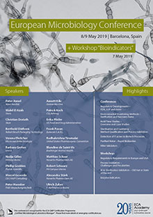 European Microbiology Conference + Workshop Bioindicators