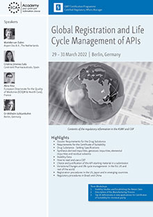 Global registration and Life Cycle Management for APIs