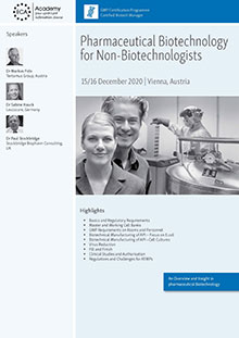 Pharmaceutical Biotechnology for Non-Biotechnologists