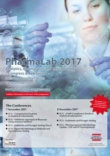 PharmaLab 2017 - Day 1