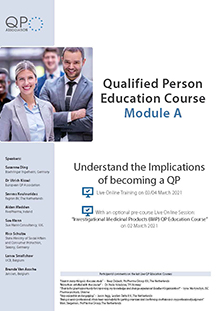 Live Online Training: QP IMP pre-course session